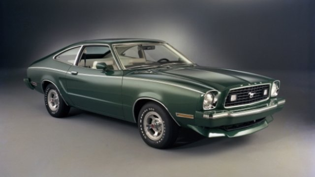 The Four Cylinder Mustang Where It All Began