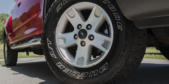 F-150 Fuel Wheels