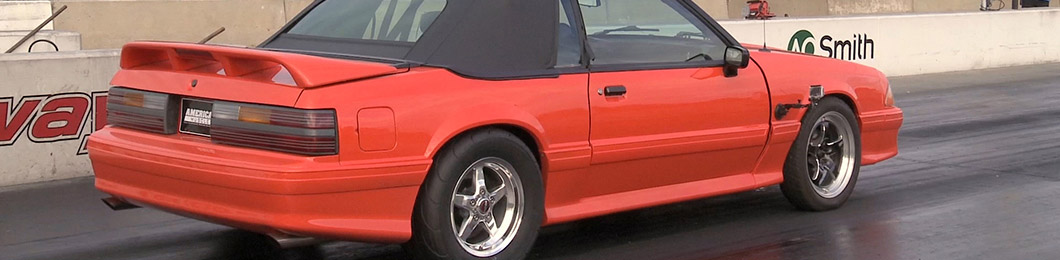 Fox Body Project Car Stage 4