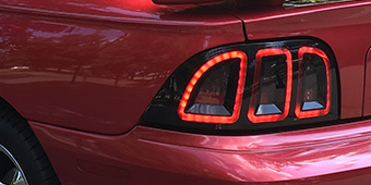 Raxiom Tail Lights