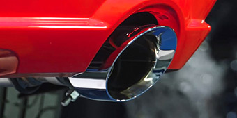 Roush Exhaust