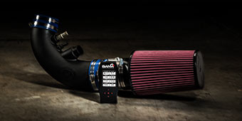 Cold Air Intake & Tuner Combos