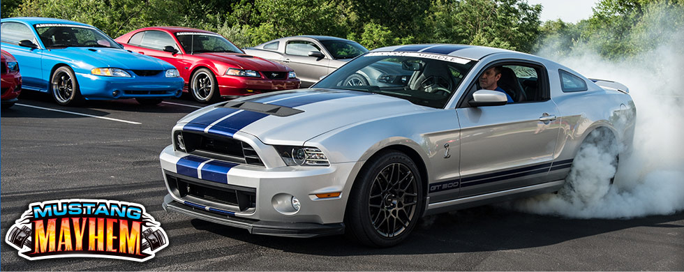 Mustang Mayhem 2013 Americanmuscle Com