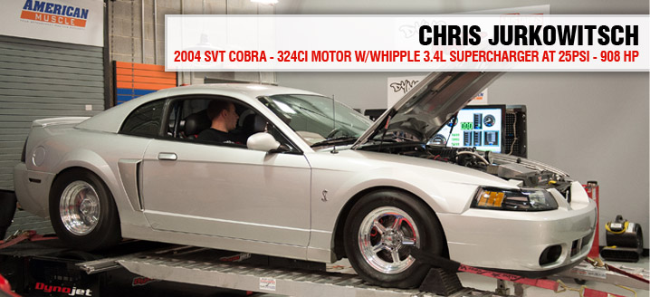 Chris Jurkowitsch - 2004 SVT Cobra