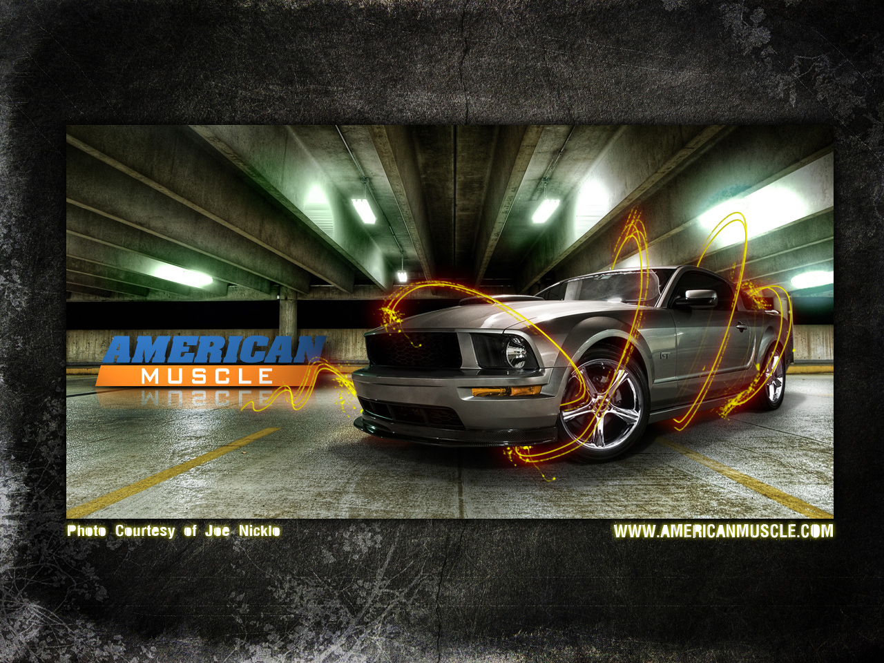 Ford Mustang Wallpapers & Mustang Backgrounds | AmericanMuscle.com