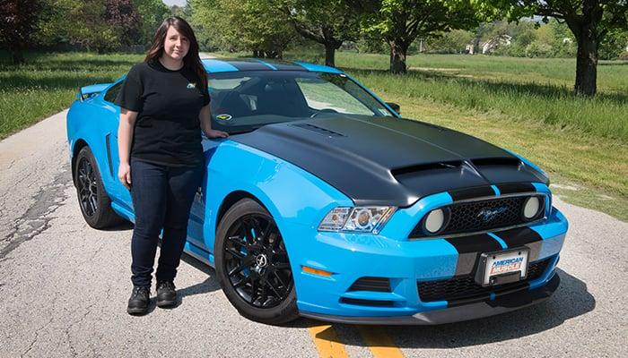 Grabber Blue Mustang >> Ashley S Grabber Blue 14 V6