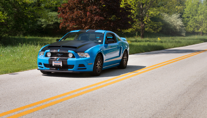 Ashley S Grabber Blue 14 V6