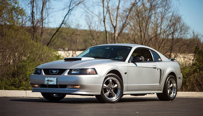 Mike's Silver Metallic '03 GT