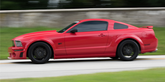 AM Customer Nina's 2007 Mustang GT Build