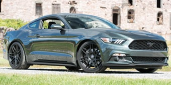 AM Expert Ron's 2015 EcoBoost Mustang Build