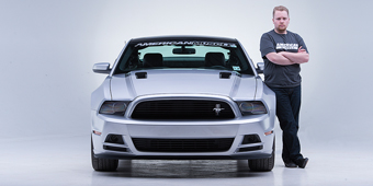 AM Expert Zach's 2013 Mustang GT Build