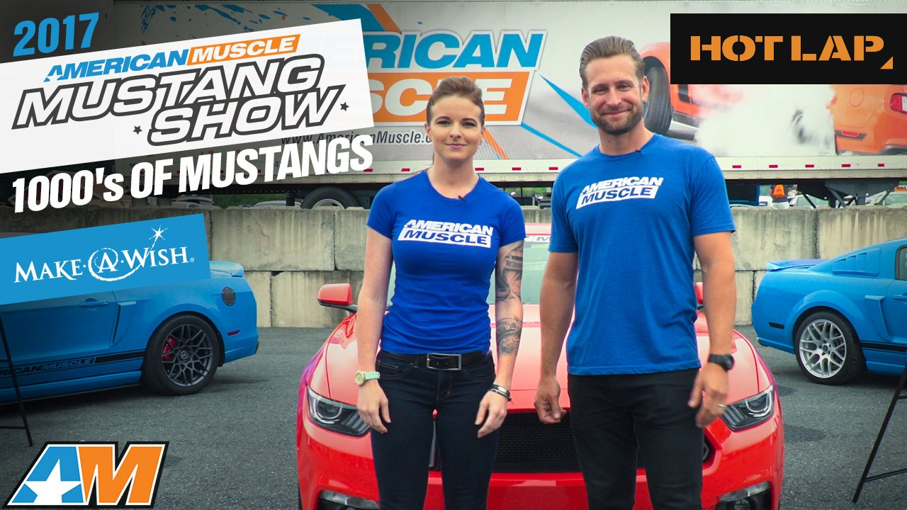 2018 AmericanMuscle Mustang Show Recap - Worlds Largest One Day Mustang Show
