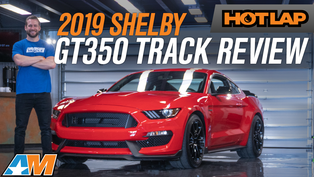 Official 2019 Shelby GT350 Track Review At M1 Concourse | 2019 Mustang GT350 Reviewed – Hot Lap