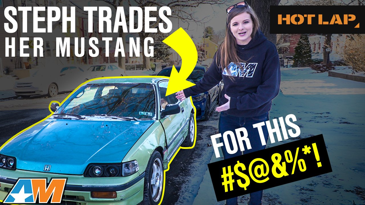 Steph Trades In Her 2017 Mustang