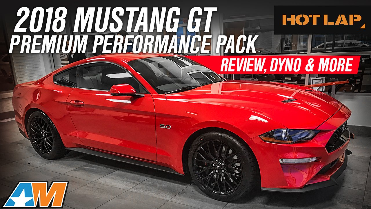 2018 Mustang GT Review