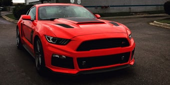 2015 Roush RS3 Mustang Test + Build a Supercharger!