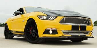 2015-2018 Shelby GT Test Drive + 2018 Mustang News & Rumors?!