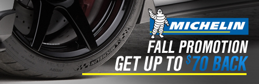 Michelin Fall Promotion