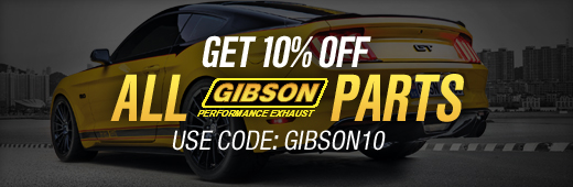 Save 10% On Gibson Performance